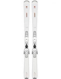 Rossignol Nova 8 CA 2021 + Look XPRESS 11 Wh/SP Taille 149cm, 156cm, 163cm Accueil