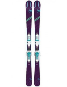 Rossignol Experience 74W US 2019 + Look Xpress 10 B83 Taille 136cm, 144cm, 152cm, 160cm Home