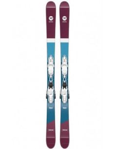 Rossignol Trixie 2021 + Look Xpress 10 Taille 138cm, 148cm, 158cm Home
