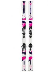Dynastar Agyl Pink 2020 + Look Xpress Taille 142cm, 149cm, 157cm, 165cm Accueil
