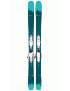 Rossignol Sassy 7 2020 + Look XPRESS 10 Taille 140cm, 150cm, 160cm Accueil