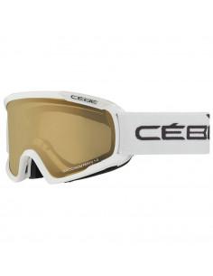 Masque de ski Neuf Cébé Fanatic M White Photocromique Medium Home