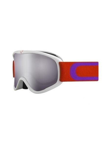 Masque de ski Neuf Cébé Striker M SMU White Catégorie 2 tout temps Home